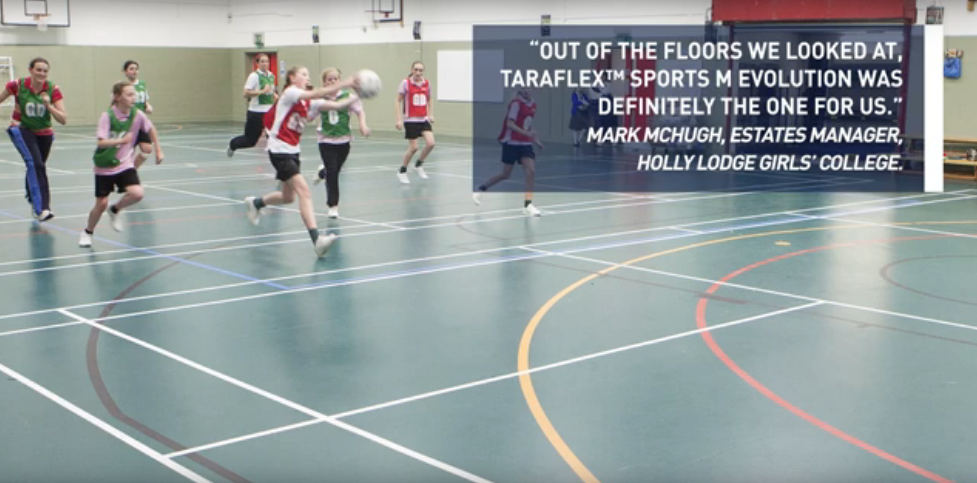 Holly Lodge Case Study | Gerflor UK