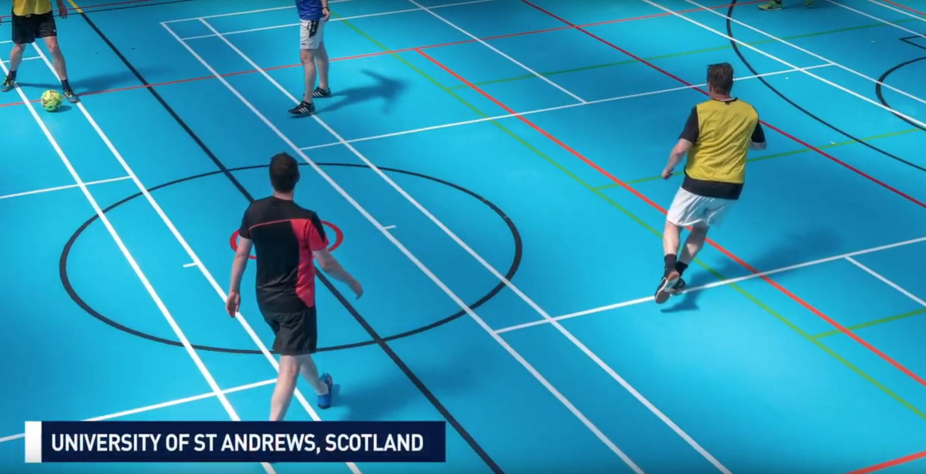 The University of St Andrews | Case Study | Gerflor UK