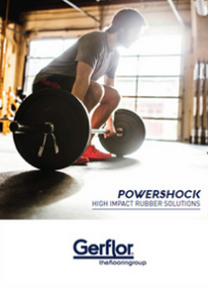 Gerflor Sports Flooring Brochure - Powershock