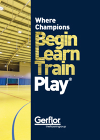 Gerflor Sports Flooring Brochure
