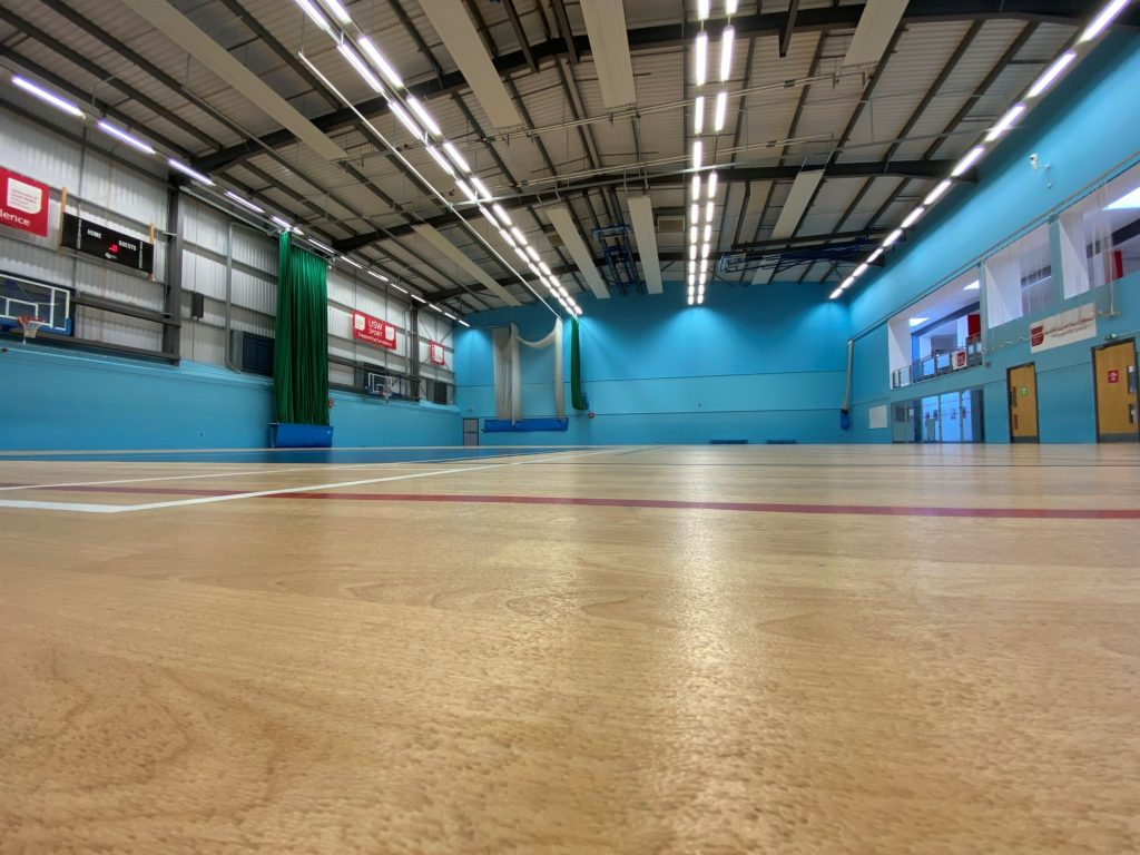 Gerflor - University Of South Wales - Sports Flooring 2