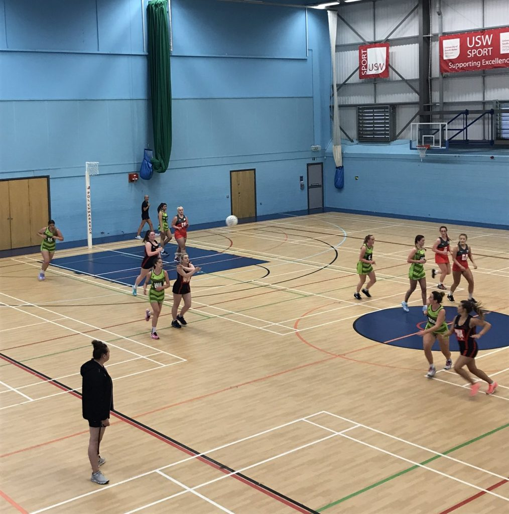 Gerflor - University Of South Wales - Sports Flooring 3