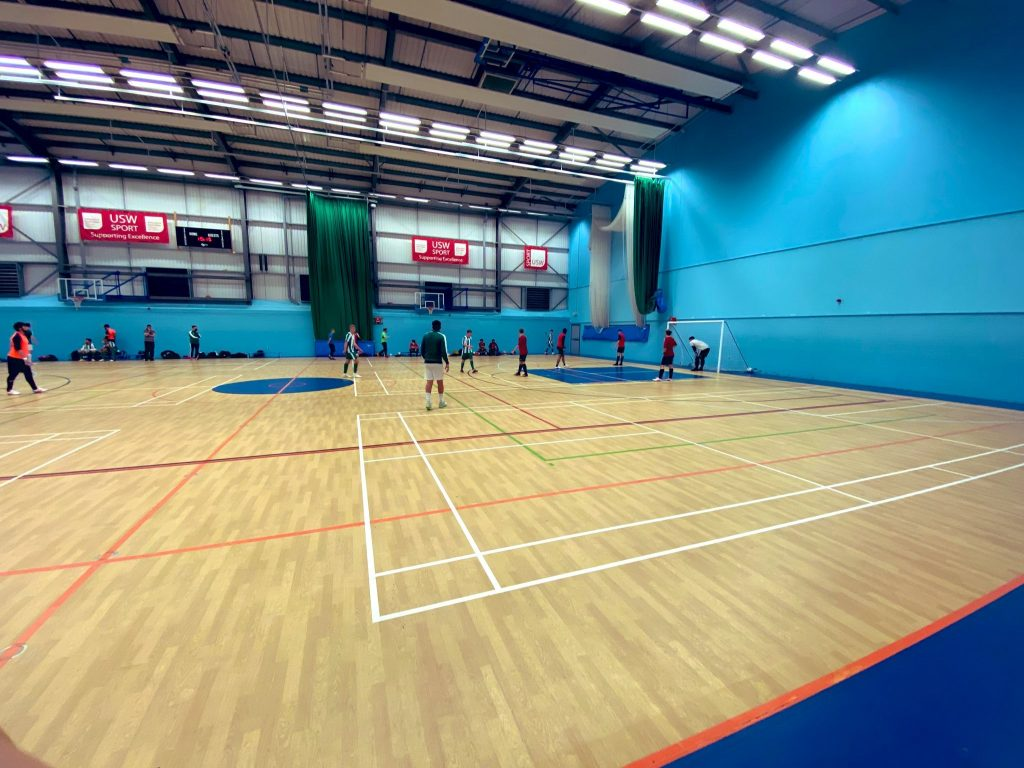 Gerflor - University Of South Wales - Sports Flooring 4