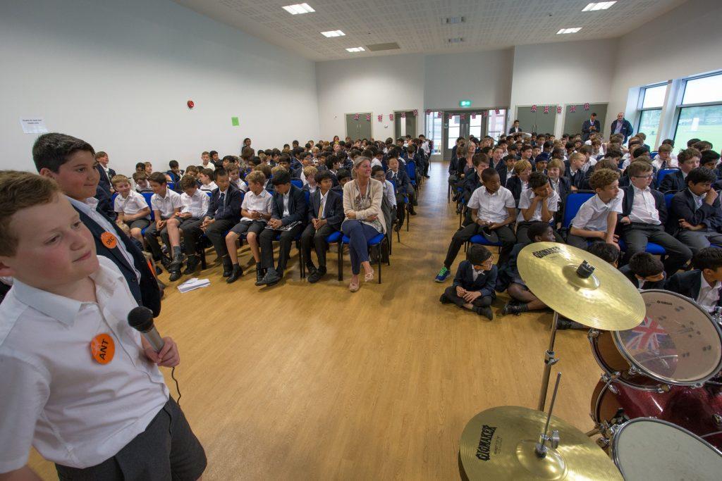 2 - Manchester Grammar School